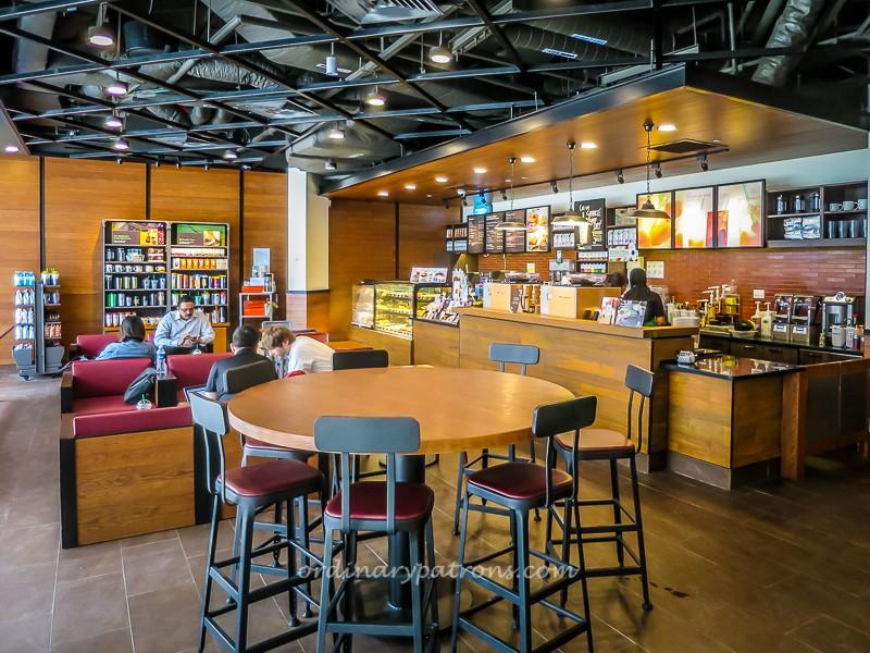 Starbucks @ Kallang Wave