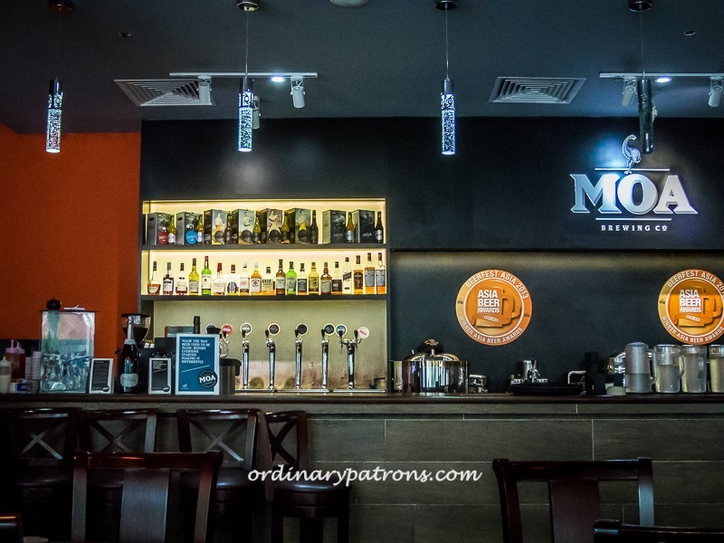 Moa New Zealand Bar and Grill