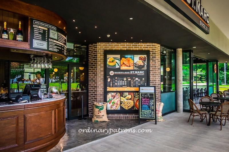 Bakery & Bar ST. MARC @ Parkland Green