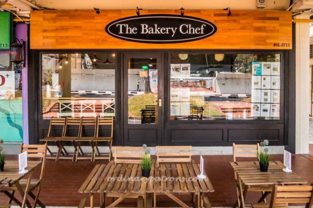 The Bakery Chef at Bukit Merah