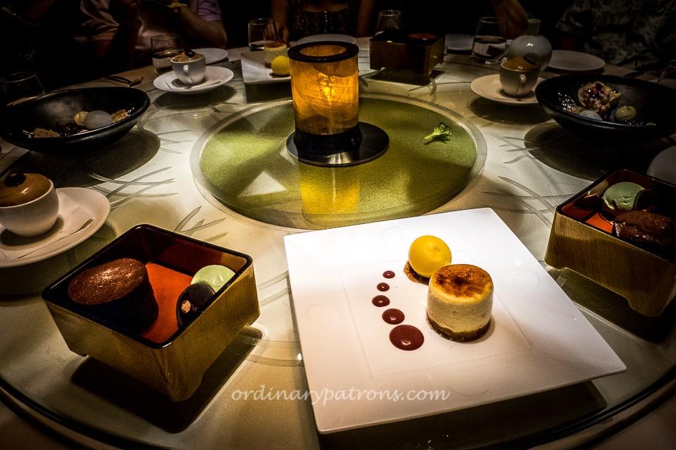 Nobu Perth Desserts
