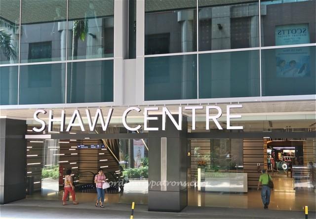 Shaw Centre A02