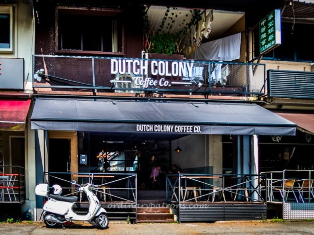 Dutch Colony Coffee Co. @ Frankel Avenue