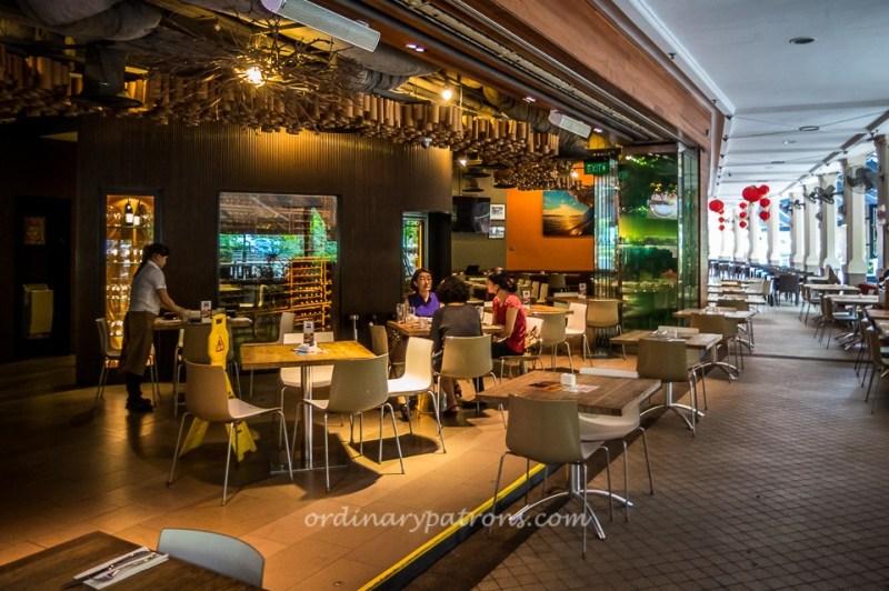 Boomarang Bistro & Bar @ Robertson Quay
