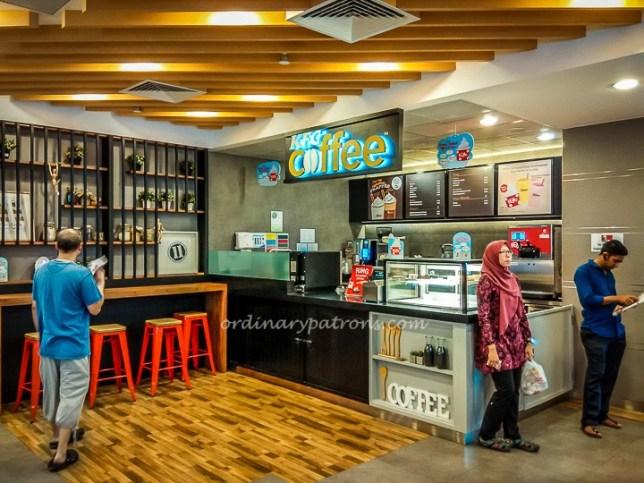KFC Coffee Eastpoint