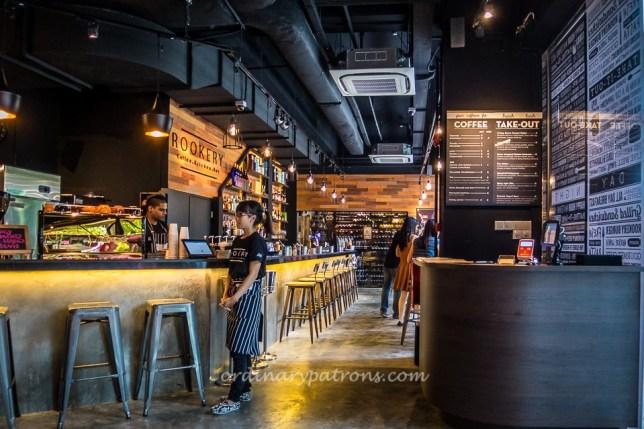 Rookery Cafe Singapore