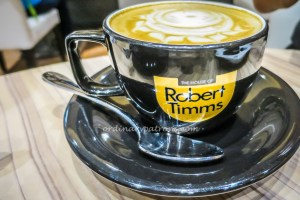 The House of Robert Timms Coffee