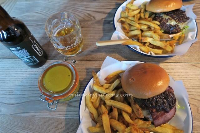 Honest Burger Nottinghill London3