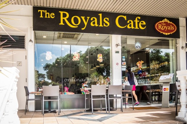 The Royals Cafe @ Siglap