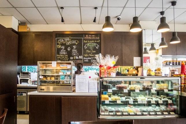 The Royals Cafe @ Siglap