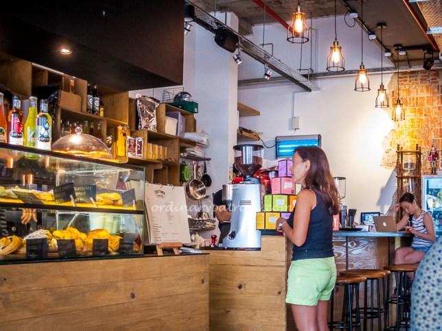 Craftsmen Specialty Coffee cafe in Siglap