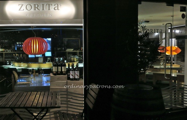 Zorita's Kitchen Spanish restaurant London2