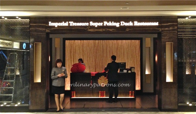 Imperial Treasure Super Peking Duck Restaurant Paragon Singapore12