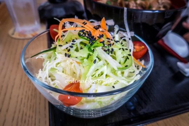 Ippin Cafe Bar Salad