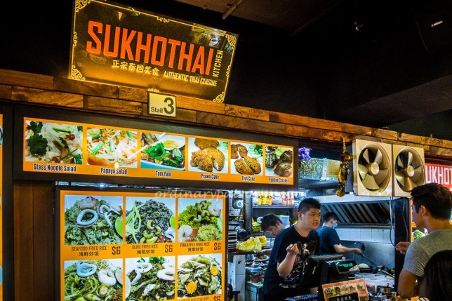 Sukhothai Kitchen Authentic Thai Cuisine