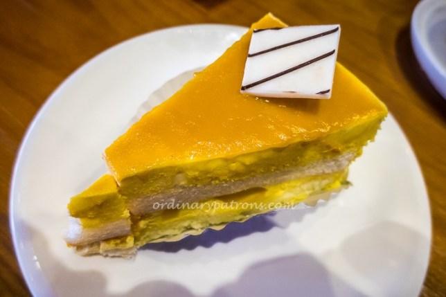 Avenue Cafe Singapore Cake
