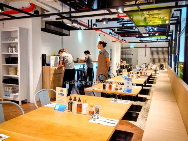 Cha Thai restaurant Singapore