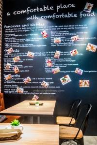 Pancake restaurant Singapore