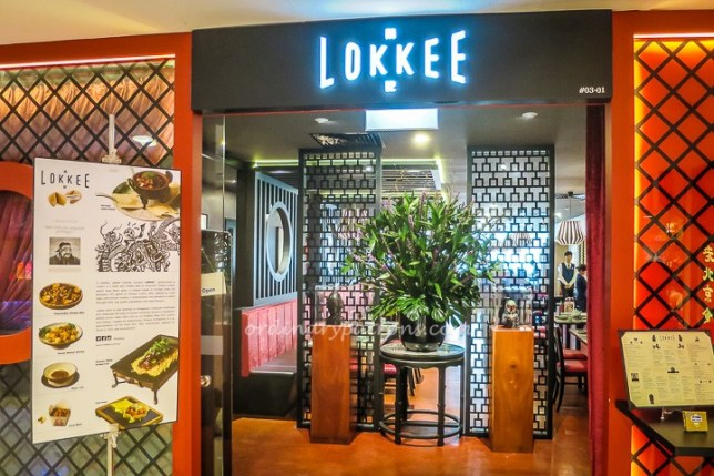 Lokkee Restaurant Menu