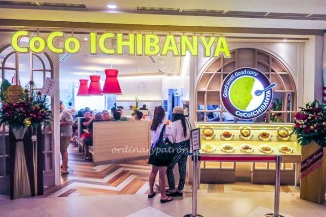 Coco Ichibanya at Plaza Singapura
