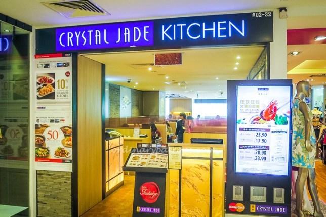 Crystal Jade Plaza Singapura