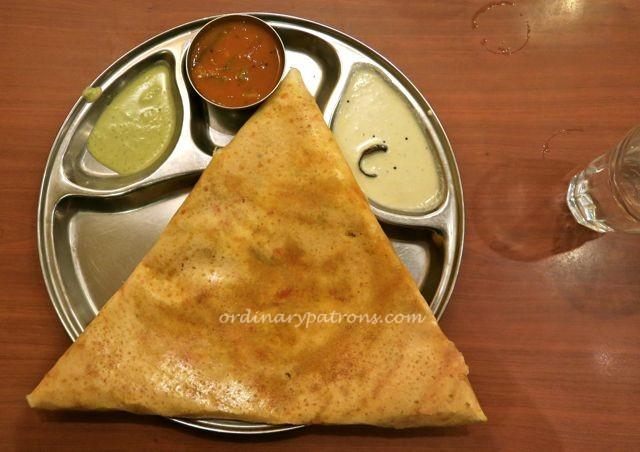 Raj restaurant Biopolis