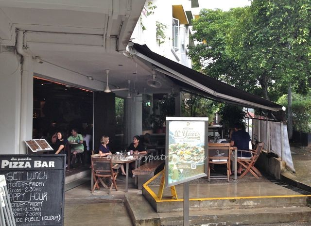 Holland Village Food Review