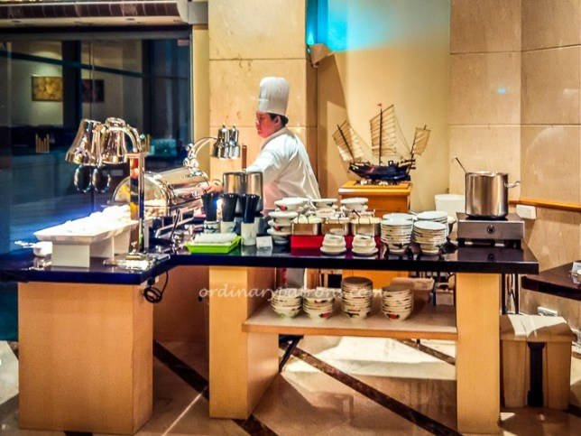 Cafe Brio's Grand Copthorne Waterfront