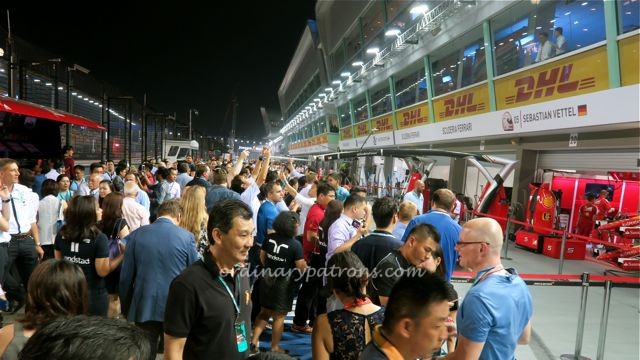 F1 2015 Singapore Night Race3