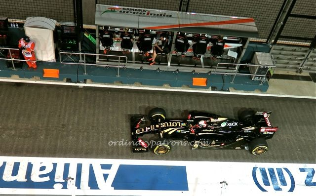 F1 2015 Singapore Night Race5