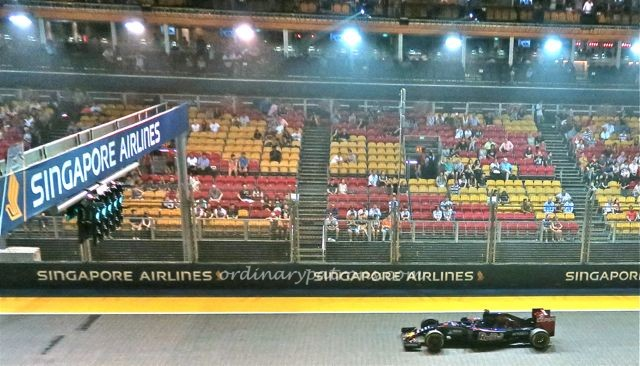 F1 2015 Singapore Night Race7