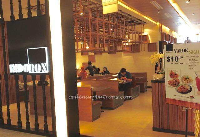 IndoBox Indonesian restaurant Jem - 13