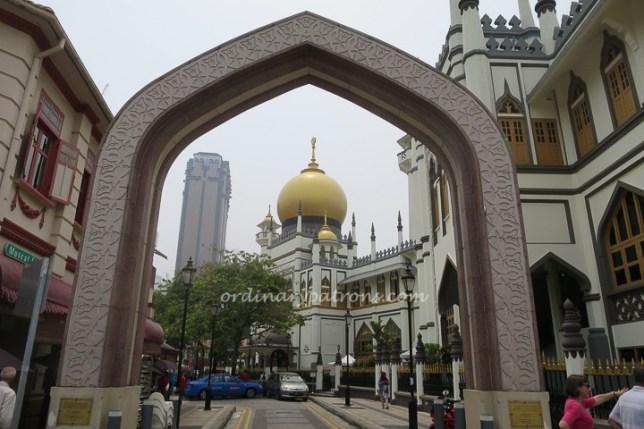 Singapore Islamic Restaurant Kampong Glam
