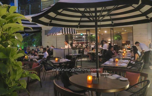 Prive Grill restaurant week - 5