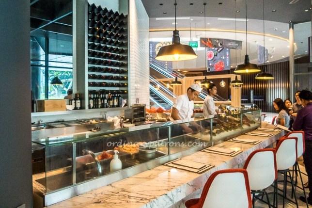 Umi+Vino Seafood Wine Bar
