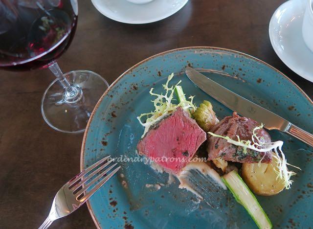 Aura Restaurant National Gallery - 14