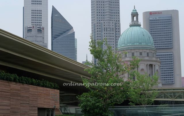 Aura new restaurant at National Gallery Singapore - 1