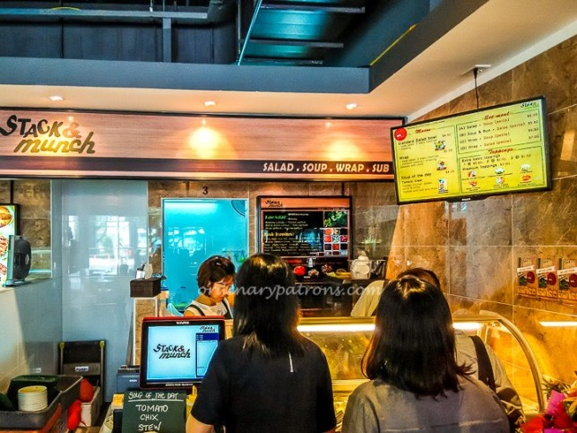 Food Court at CT Hub