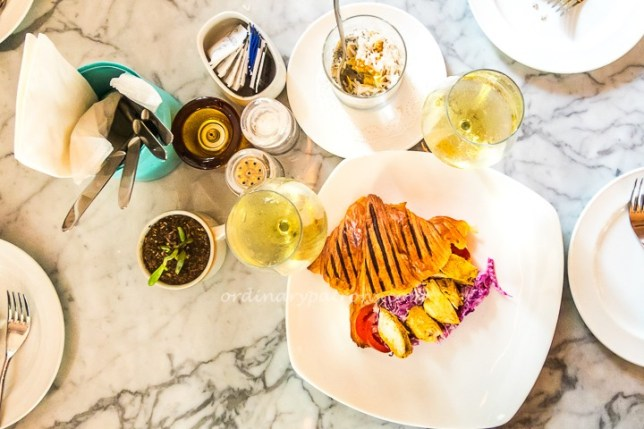Prive - top new brunch places