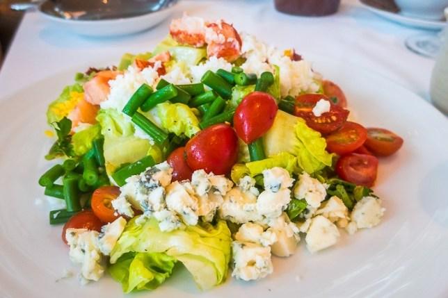 Spago Salad