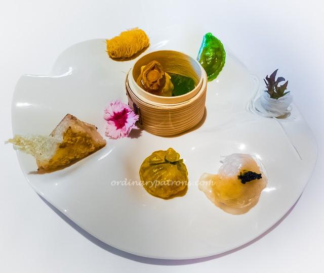 Yan Restaurant Dim Sum