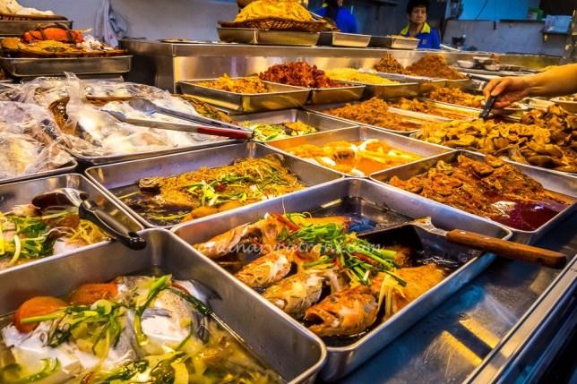 Heng Long Teochew Porridge 兴隆潮洲粥 Tanjong Katong
