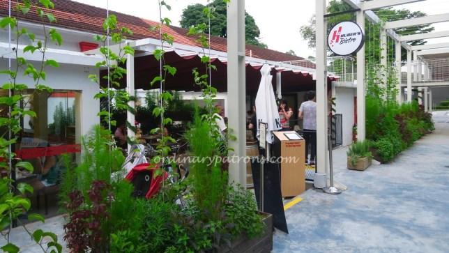Huber Bistro Singapore - 3