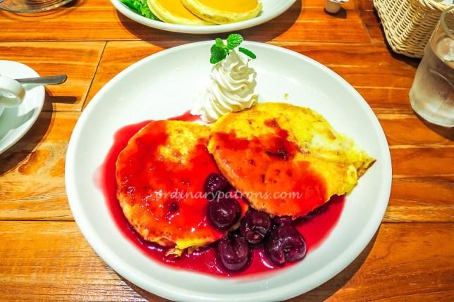 Food in 88 Huit Huit Cafe Nagoya