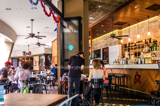 Barossa restaurant and bar