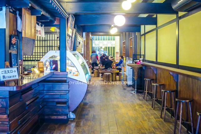 Cha no me Cafe Takayama Old Town