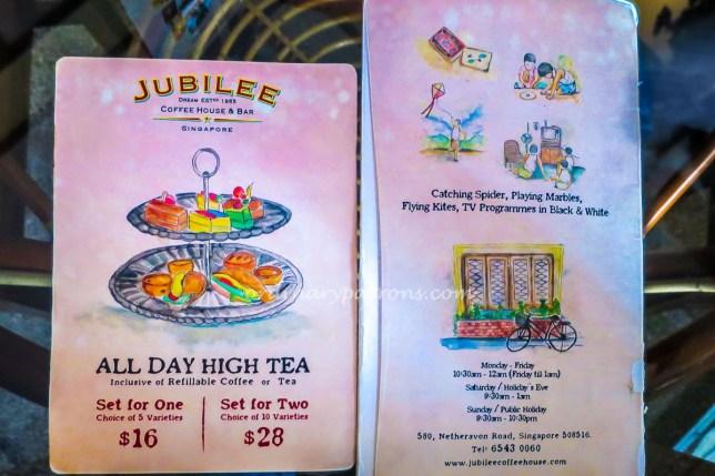High Tea Jubilee Coffee House