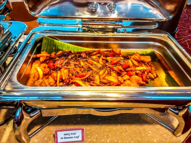 Lunch Buffet at YWCA Cafe Lodge