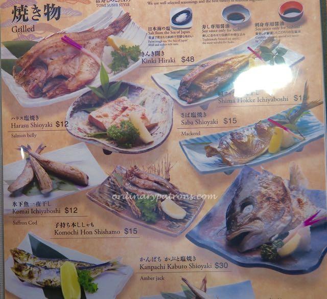 Millenia Walk Tomi Sushi - 6