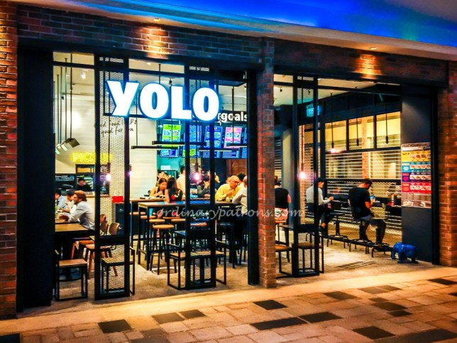 YOLO Health Food Restaurant